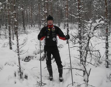 ruotsin armeijan metsäsukset